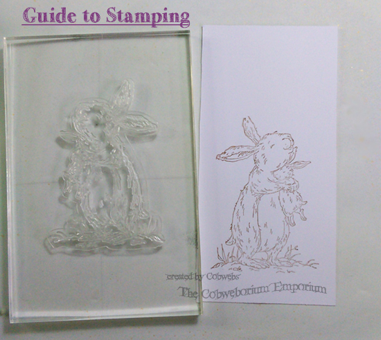 Stamping: how to; where; with; what;  . . .  & what next?