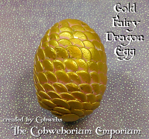 Gold Dragons Egg 2